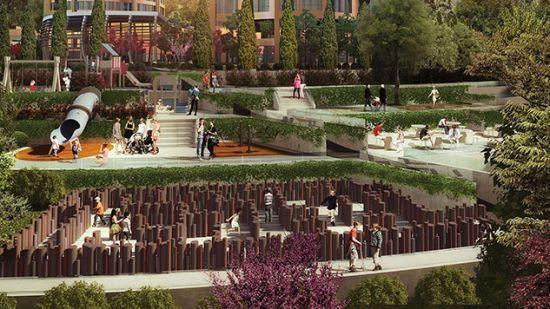 Terrace tema da 120 ay vade imkan for 120 the terrace
