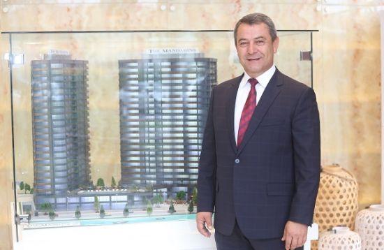 Sinan Özeçoğlu, Mandarins Gayrimenkul, Kadıköy'ün 1,2 milyar TL'lik projesi, Tarihi Salı Pazarı, Anadolu yakası prestijli projelerle değerleniyor,