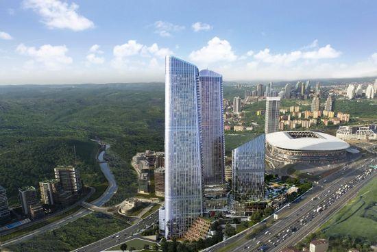Skyland İstanbul projesi, Skyland İstanbul, Eroğlu Holding,