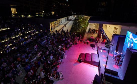 İncek Loft'da Ankaralılara caz müziği ziyafeti, Ahmet Berker, İncek Loft projesinde yaz boyunca, İncek Loft, DJ performansı,