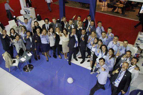 Türkiye'de 4 yılda 130 ofise ulaştık, Coldwell Banker Türkiye, Coldwell Banker, Markalı Bayilik Fuarı, Gökhan Taş, emlak, konut, gayrimenky
