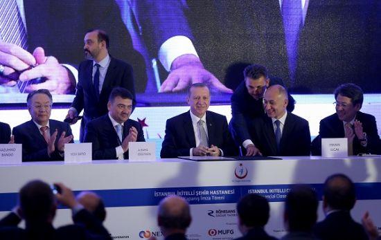Dr. Erman Ilıcak, Rönesans Holding Başkanı, Rönesans Holding, İstanbul İkitelli Şehir Hastanesi, sismik izolatör teknolojisi, Rönesans Sağlık Yatırım,