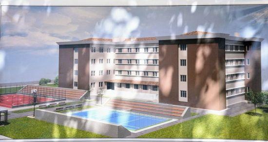 İnal Aydınoğlu Öğrenci Yurdu binasının temelleri atıldı, İnal Aydınoğlu Öğrenci Yurdu, Mustafa Saffet Fen Lisesi, Gönüllü Hizmet Vakfı'nın hedefi, Gönüllü Hizmet Vakfı,