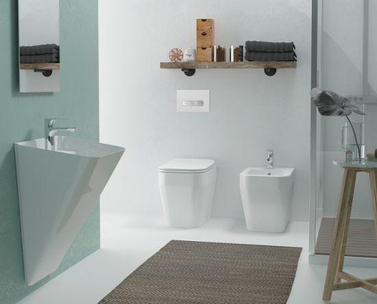 Ödüle doymayan bir koleksiyon, Nativita Design Studios, Sevil Acar imzası taşıyan Sott'Aqua banyo koleksiyonu, ISVEA Bagno 1962 Italia, IF Design Award, Mükemmelliğin simgesi IF Design ödülü İtalyan ISVEA'nın oldu,