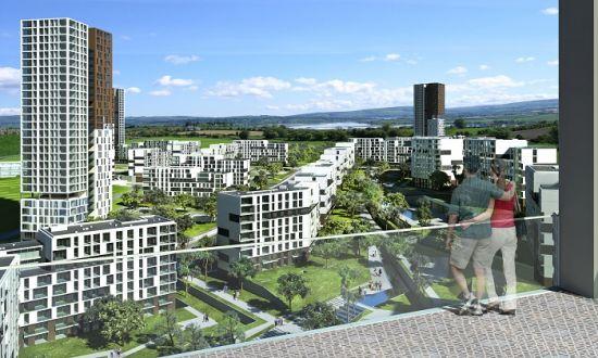 Proje Proje Dolaşmaya Son, T.C. Çevre ve Şehircilik Bakanlığı ve Turyap güvencesiyle, Bahçekent Emlak Konutları'nda açık satış dönemi başladı, Başakşehir Emlak konutları'nda açık satış dönemi, 177 Bin TL'den Başlayan Fiyatlarla,