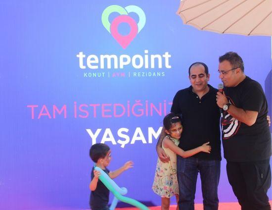 Tempoint'te ev sahibi olmak çok kolay, Mesut Yar, Nata Holding, Gül Proje, Tempoint projesinde iki büyük kampanya, Tempoint projesi, Tempoint projesi kampanya, Tempoint projesi 10 bin tl peşin ev senin,