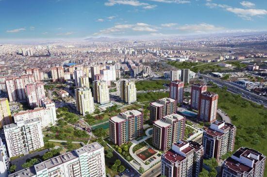 Ak Saray'a yakın projeler yüzde 45 kazandırdı, Ak Saray, saraya yakın projeler, Urankent, Urankent 1. Etap Konutları, Prestij, Elit Konutları, Mirage Bahçe Konutları, Royal Plus Konutları, Queen Park,