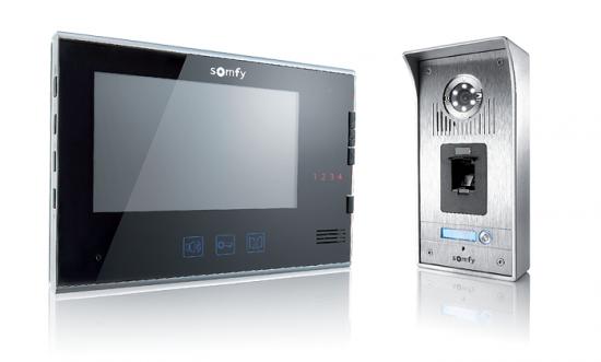 SOMFY ile Evler Daha Güvenli, SOMFY ile Evler, Somfy görüntülü diyafon sistemleri, Somfy, görüntülü diyafon sistemleri,