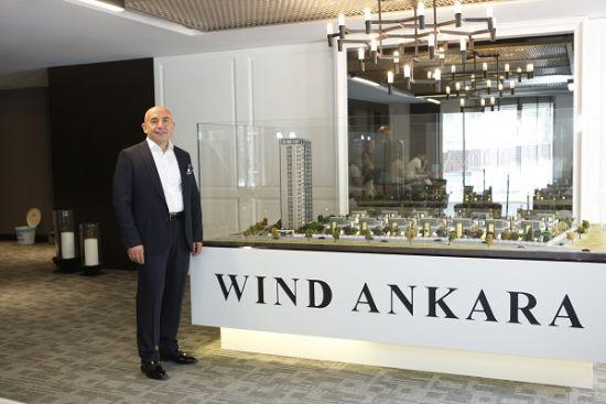 Ankara Rahat Bir Nefes Alıyor, Wind Ankara, Bünyamin Gelgeç, Ankara İstediği Yaşam Alanına Kavuşuyor,