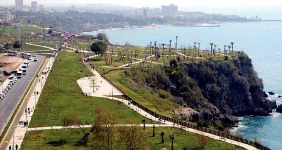 Düden parkı Antalya
