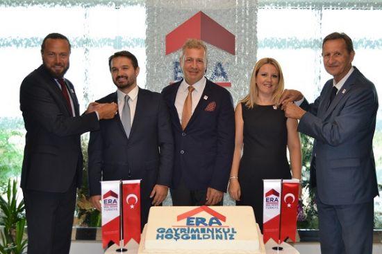 ERA Gayrimenkul Türkiye genelinde 3 ofis birden açtı, ERA Türkiye, Özhan Atalay, ERA Gayrimenkul, ERA Gayrimenkul den 3 yeni şube,