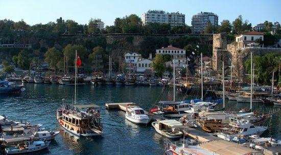 Antalya Kale içi