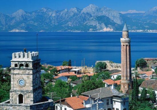 Antalya Manzarası Emlaklobisi