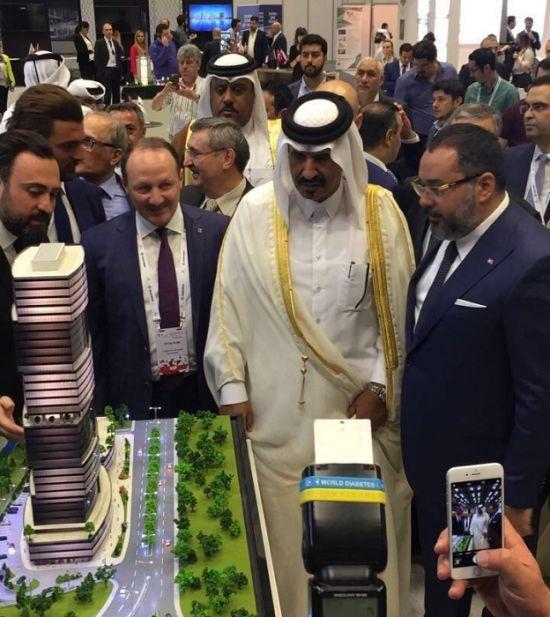 Kentsel Dönüşümün Yıldızı da Katar'da, Evora Denizli projesi, Katar Expo Fuarı'nda, Kartal Projesi, Teknik Yapı imzalı Kartal Projesi, Maltepe Projesi, Anadolu'da 2 Avrupa'da 1 Yeni proje, Teknik Yapı, Teknik Yapı 3 Yeni Projenin Ön Lansmanını Yaptı, 6 proje ile Katar Expo Fuarı'na katılan Teknik Yapı, umut durbakayım, Qatar ticaret odası başkanı,