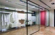Giyinme Odası İçin Sürgülü Kapı Modelleri