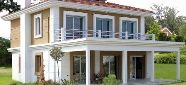 Gönen Çamlıköy Villaları'nda 400 bin TL'den başlıyor