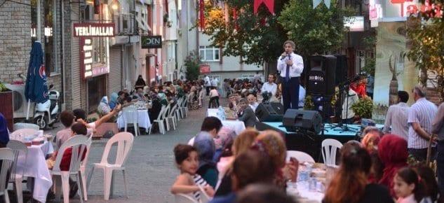 Ahmet Misbah Demircan Beyoğlu'ndaki ramazan hayalini açıkladı