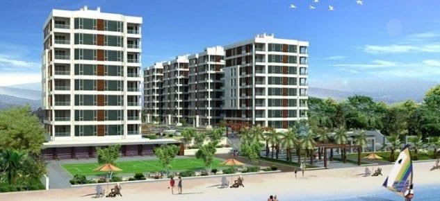 Orna Park Residence projesinde 400 bin liradan başlıyor