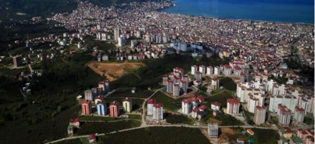 Ordu-Giresun Havalimanı arsa ve konut fiyatlarını uçurdu