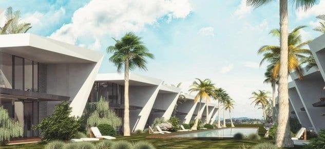 Mi'Kora Villaları 2 milyon 400 bin TL'den satışa sunuldu