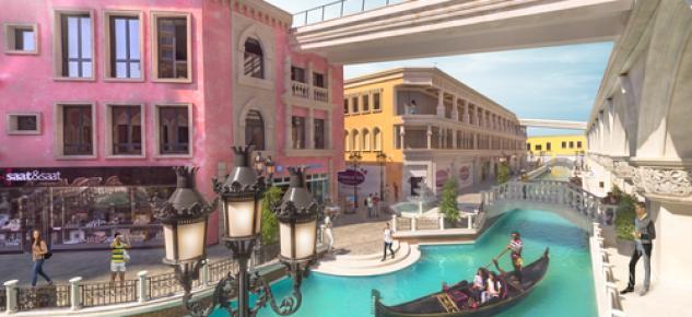 Viaport Venezia AVM kapılarını açtı