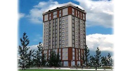 Kent Palasta 60 metrekarelik 1+1ler 102 bin TLye satılıyor