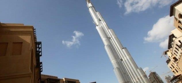 Dünyanın En Yüksek Binası Kapandı
