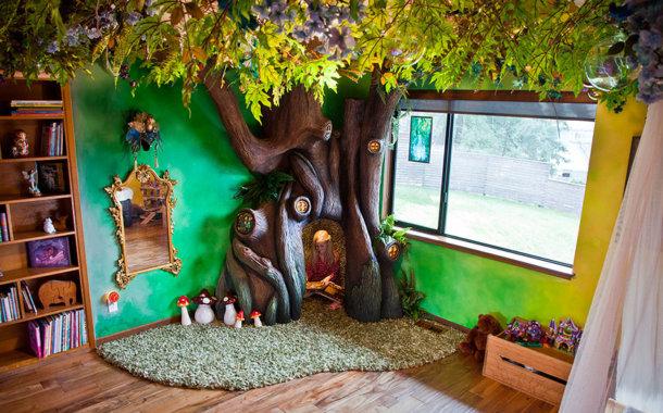 Peri Ağacı Odası