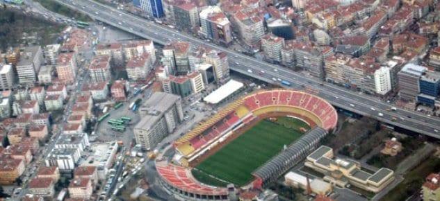 Ali Samiyen stadı satılıyor