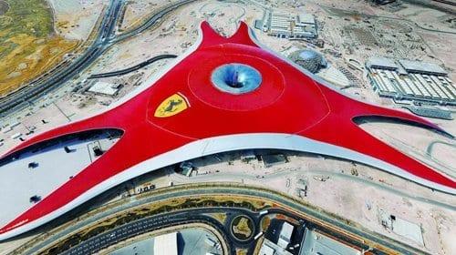 Ferrari Eğlence Parkı Abu Dabi
