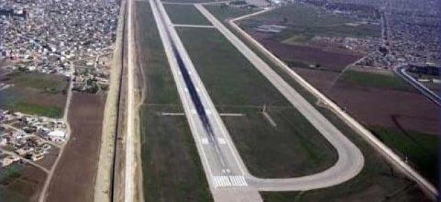 Adana Havalimanı apronu büyüyor