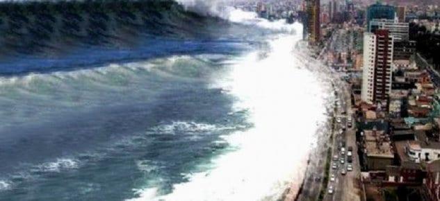 İskeledeki Sağlık Malzemesi Tsunami Gelince Ne İşe Yarar