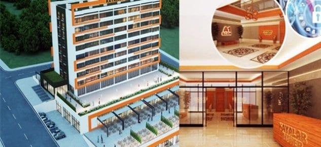 Ankara Etimesgut'un ilk rezidans projesi olan Kayalar Tower satışa çıktı