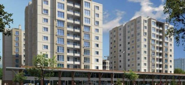 Merkez Park Yel Evlerinde daireler 330 bin TLden başlıyor.