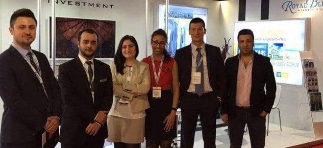 Global Yatırım Merkezi Cityscape Türkiye Fuarındaydı!