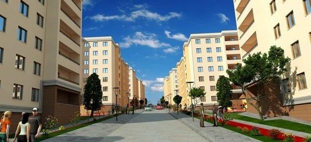 Şanlıurfa'da 982 konut inşa edilecek!