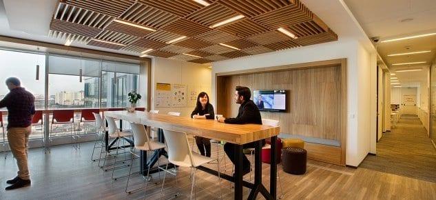 MuuM'dan esnek, dinamik ve yenilikçi tasarım: SAP Türkiye Ofisi!