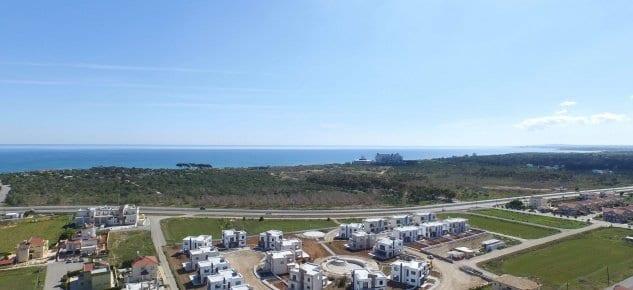 Kuzey Kıbrıs'ın yeni yaşam alanı: Salamis Park!