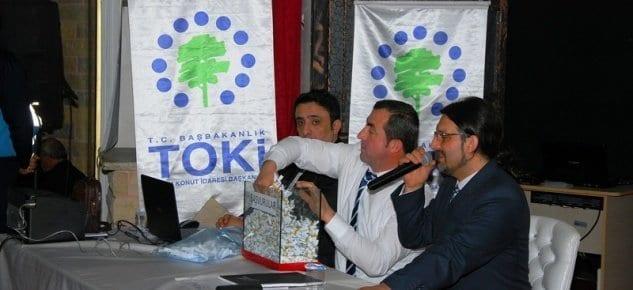 Kandıra'da 272 emeklinin konutları belirlendi!