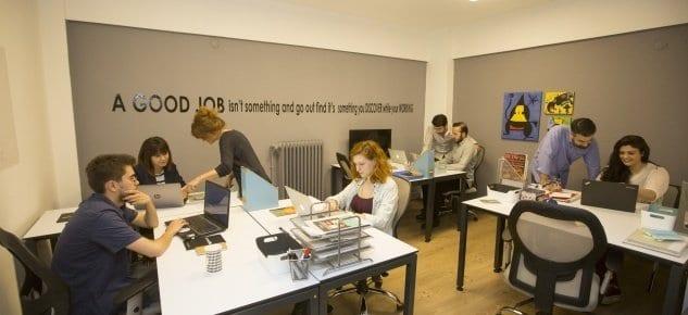 İstanbul'un merkezinde Levent Ofis'ten yeni nesil ofis!