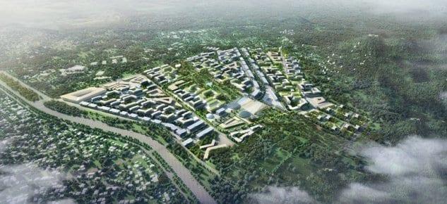 Antalya Green Hub kentle doğayı bütünleştiriyor!