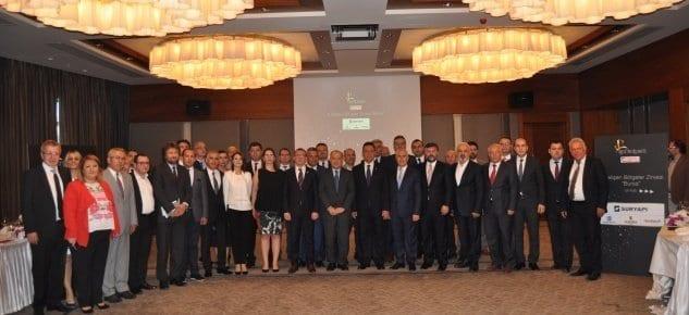 5. Gelişen Bölgeler Zirvesi Bursa'da Yapıldı!