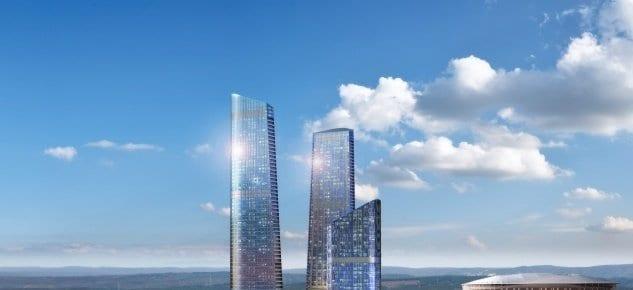Skyland İstanbul benzersiz bir yaşam sunuyor!