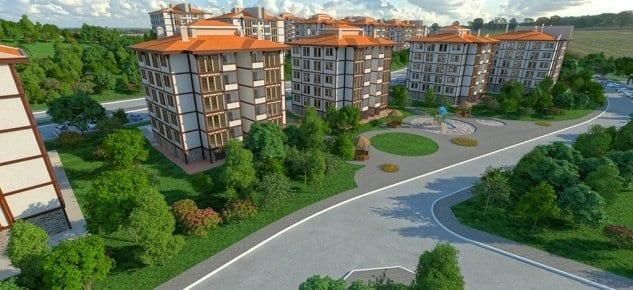 Zonguldak Devrek'te 271 konut inşa edilecek!