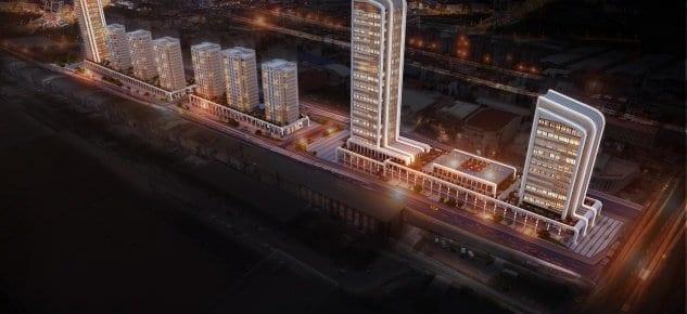 Onur Park Life İstanbul Projesi'nin yüzde 20'si satıldı!