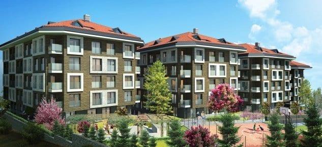 'Panaroma Suites by KLK'da inşaat başladı!