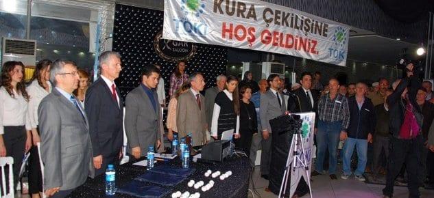Eskişehir'de 250 emekli konut sahibi oldu!