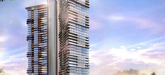 2016'nın kazandıranı One Tower Diplomatique olacak!