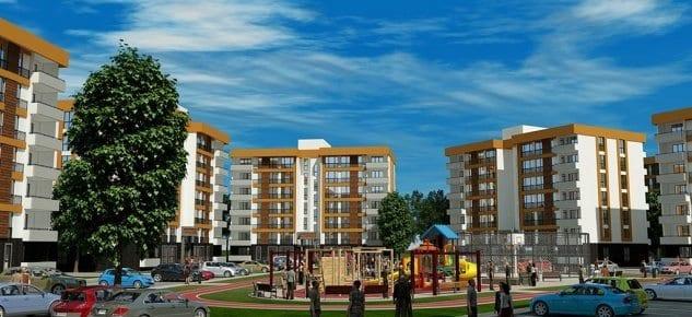 Adana Ceyhan'da 499 konut inşa edilecek!