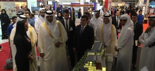 Tarlabaşı360 Katar Cityscape'de 100 milyon dolarlık ön anlaşma yaptı!